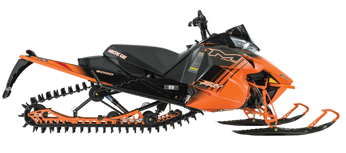 Arctic Cat Snowmobiles Weight