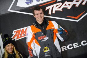 NSK/Ski-Doo Pro Lite racer Travis Muller