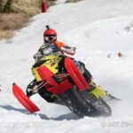 Pro Snocrosser Kurt Bauerly took home several class wins.